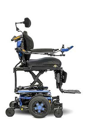 Quantum iLevel Power Wheelchairs - Ability Medical