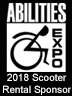 Abilities Expo - 2018 Scooter Rental Sponsor