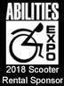 Abilities Expo - 2018 Scooter Rental Sponsor
