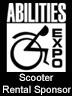 Abilities Expo - Scooter Rental Sponsor