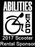 Abilities Expo - 2016 Scooter Rental Sponsor