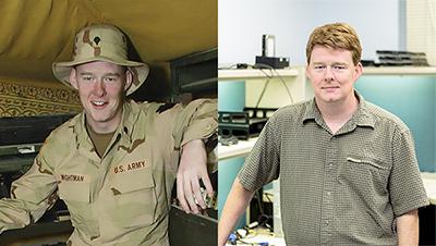 Gary Wightman Military to Civilian