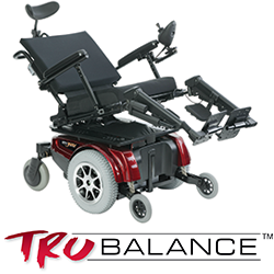 Quantum History - Year 2003 - TRU-Balance Power Tilt on Quantum Jazzy 1122