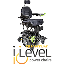 Quantum History - Year 2015 - iLevel technology on the new Q6 Edge 2.0 power chair
