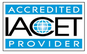 Accreditited IACET Provider