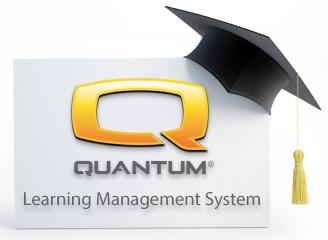 Quantum Learning Management System