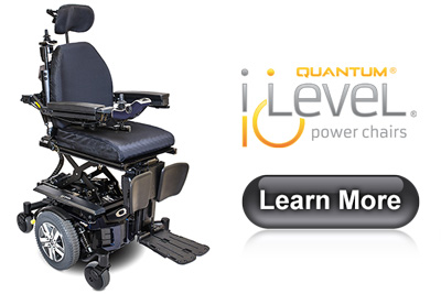 iLevel Power Chairs - Learn More