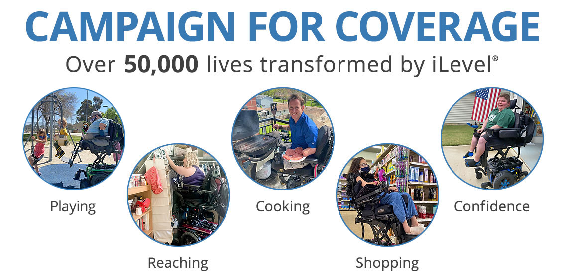 Campaign for Coverage - Over 1600 customers are already enjoying the benefits of iLevel