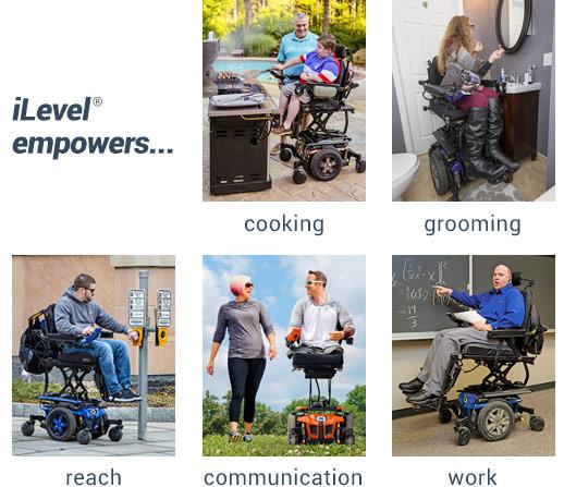 iLevel empowers