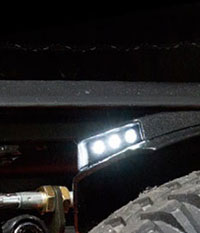 LED Fender Lights