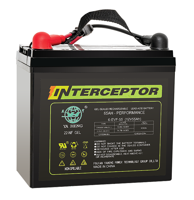 Interceptor Battery