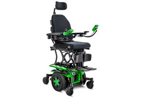 Q6 Edge 174 Z Wheelchair Base Quantum Rehab 174 Electric