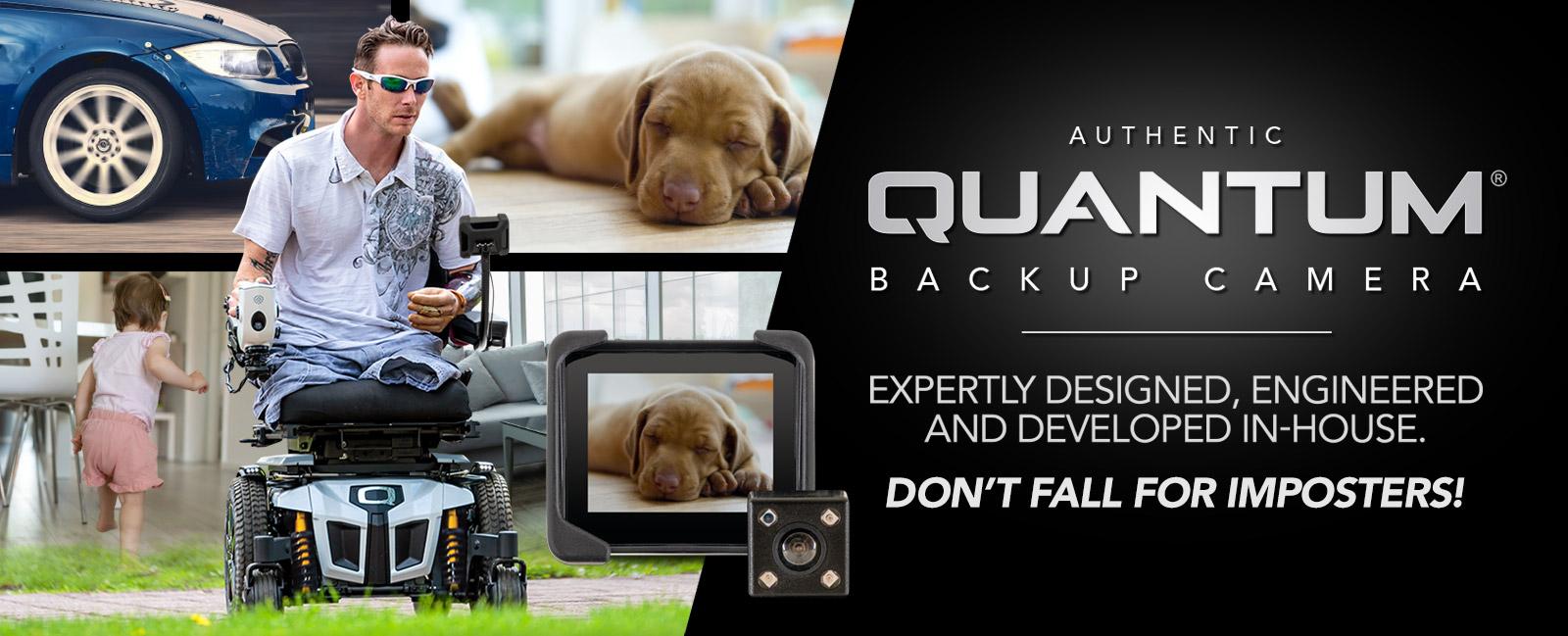 Quantum Backup Camera