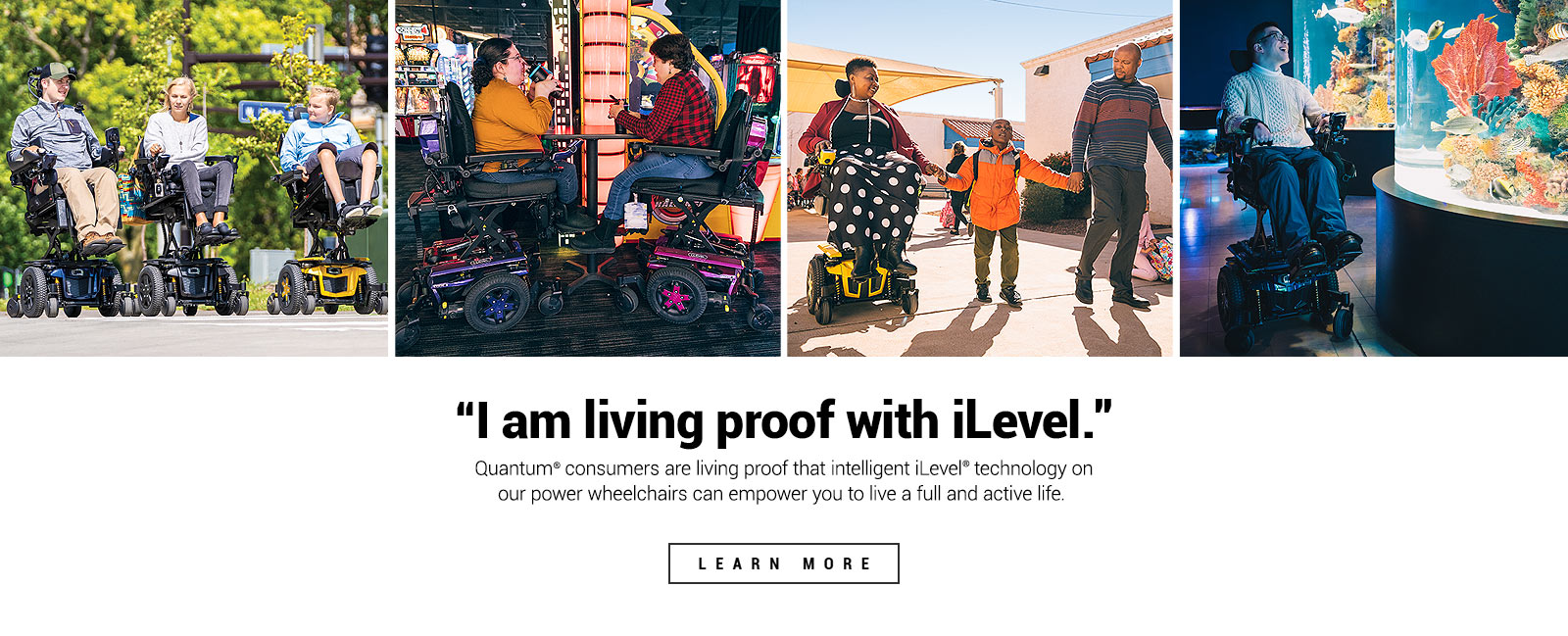 I am living proof with iLevel.
