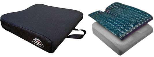 Glacial SP Wheelchair Cushion